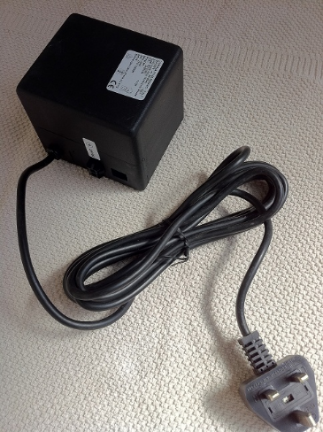 JM69- 2 plug connector Ciar recliner transformer